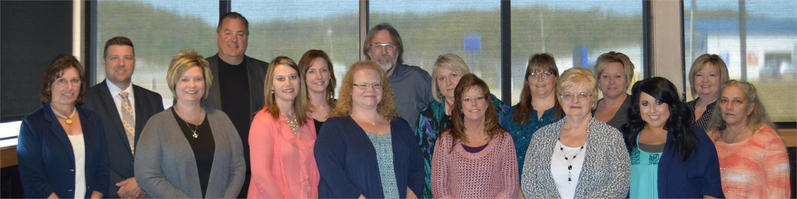Gallia County Central Office Staff